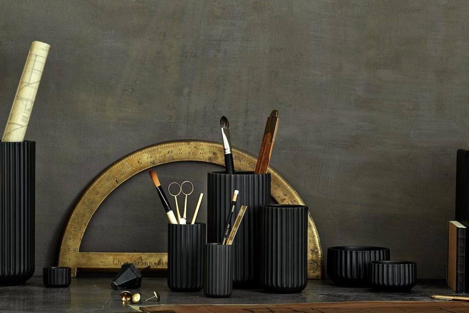 lyngby-by-hilfling-lynge-vase-9-cm-mat-sort